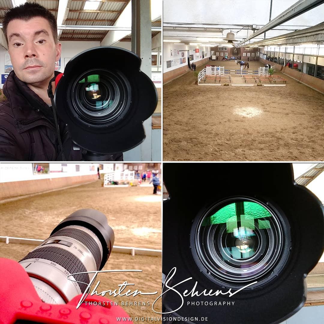 Portfolio - Turnierfotografie (Voltigieren im PSV Hannover) in der Fachschule Voltigieren Hohenhameln 2018