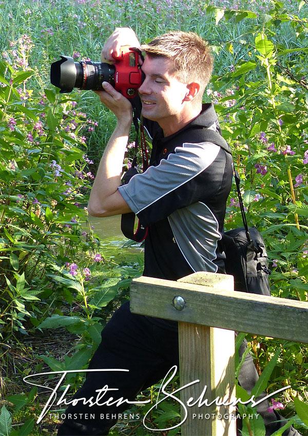 Portfolio - Fotoshooting (Portrait- & Gruppenfotografie) auf dem Gelände der Klosterruine Hude im Hasbruch und Naturschutzgebiet Warwer Sand, 2016 - 2017 (Foto: M. Engbrink)