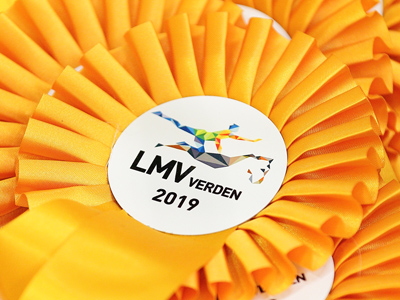 Turnierfotos von der LM Voltigieren in der Niedersachsenhalle Verden 2019