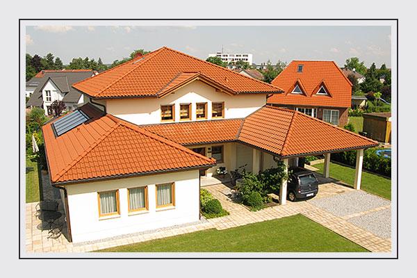 Immobilienfotografie vom Hochstativ der Agentur DigitalVisionDesign, interessant für Geschäftskunden (Immobilienmakler, Banken, Unternehmen etc.) und Privatkunden