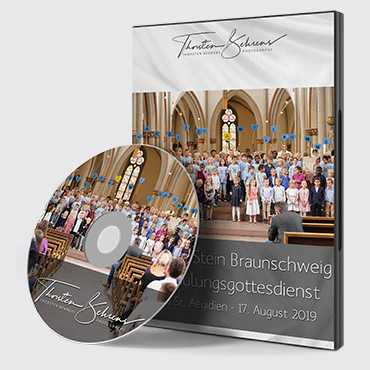 CD & DVD (Printdesign) - Klick für Projektdetails