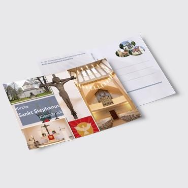 Postkarten (Printdesign) - Klick für Projektdetails